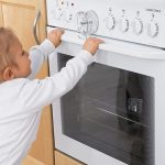 Блокиратор от детей для духовки