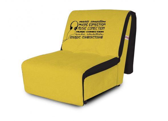 Кресло-кровать «аккордеон» 5