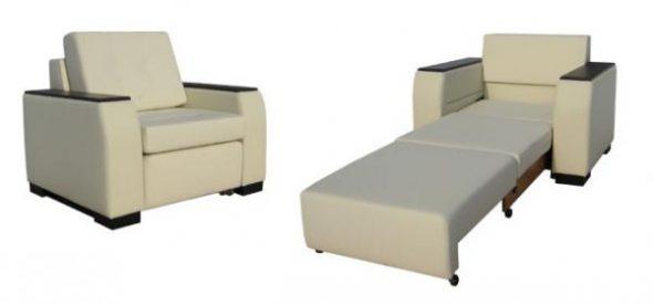 Кресло-кровать еврокнижка