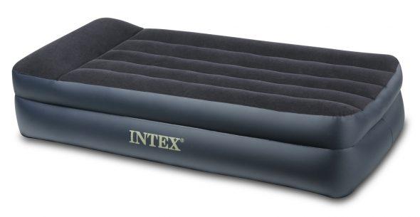 Надувные кровати Intex с насосом купить