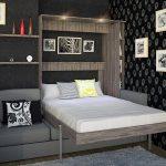 Подъёмная кровать ОПТИМУМ 2-х спальная