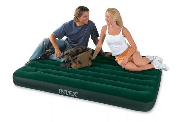 Преимущества Intex