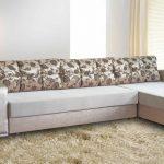 Угловой диван-кровать Сан-Грегори модель 2