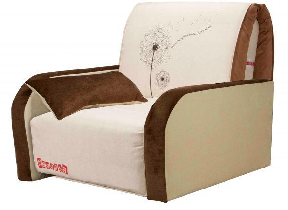 Угловые диван-кресло аккордеон