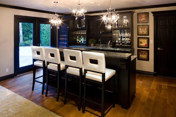удобные барные стулья для дома