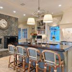 барные стулья на кухне