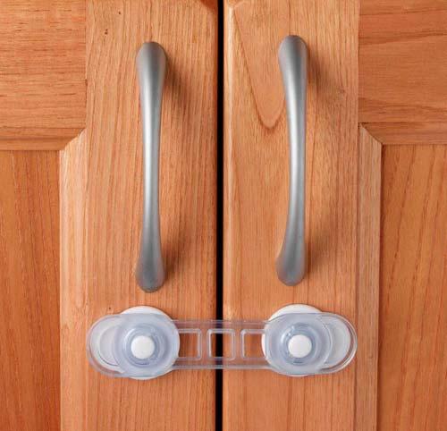блокиаторы дверей на присосках