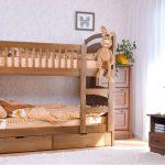2-ярусная кроватка в детскую