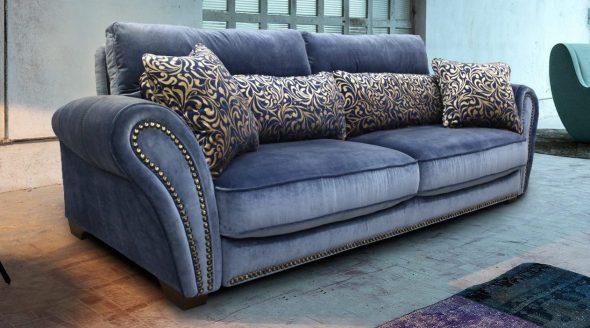 диван еврокнижка раскладной с подушками