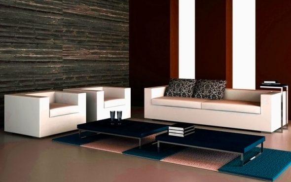 диван контрастность комнаты