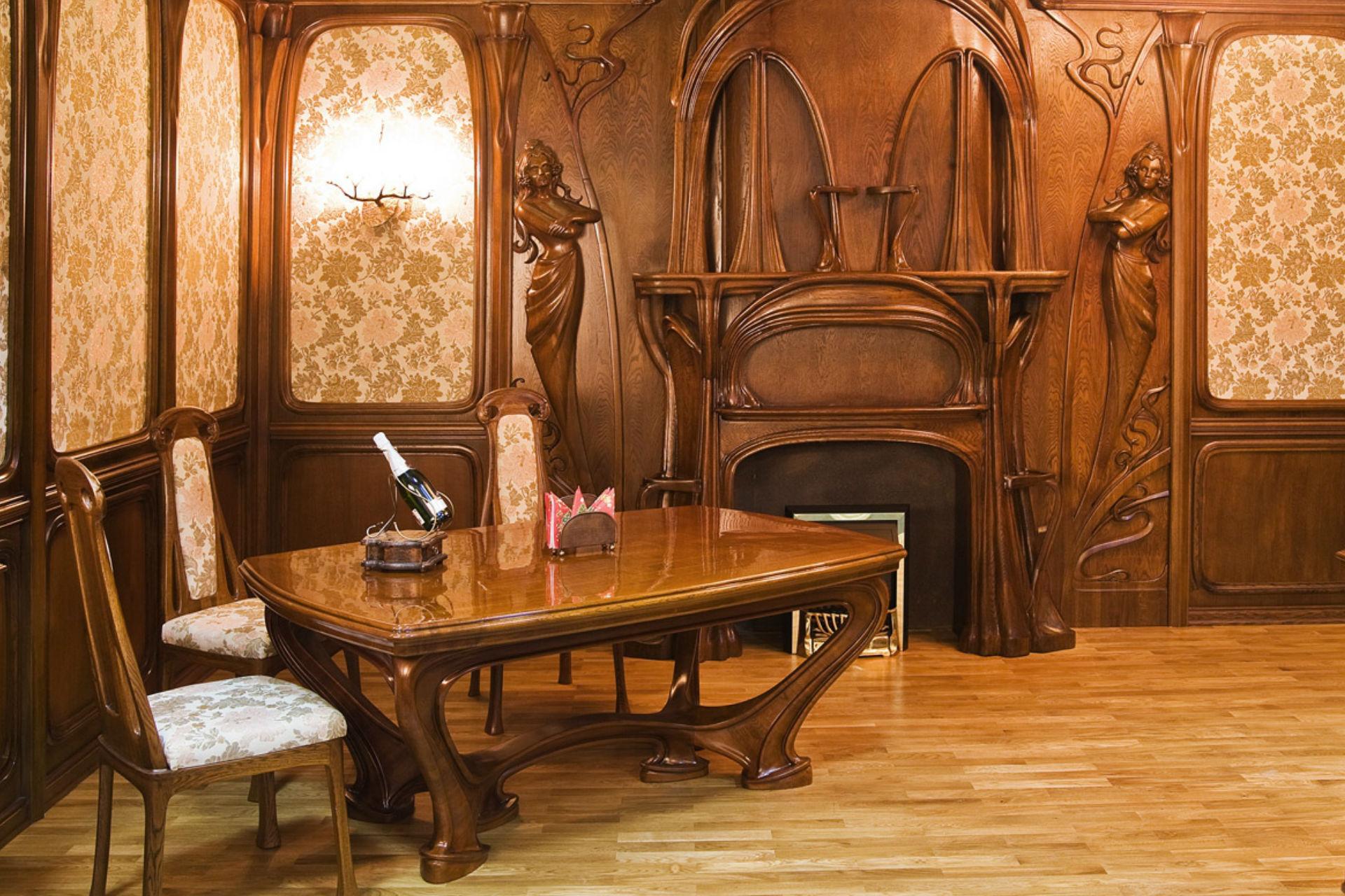 дизайнерская мебель в стиле модерн