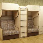 двухъярусная мебель