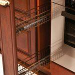карго узкое возле плиты