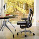 кресло офисное с механизмом