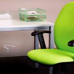 кресло компьютерное зеленое