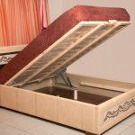 кровать для детской с подъемом