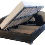 кровать с нижним хранилищем для вещей