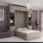 классическая спальня-трансформер