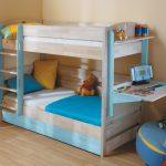 кровать для мальчиков на 2 этажа