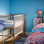 кроватка детская обычная