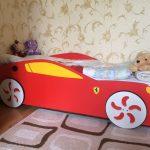 кроватка машинка своими руками
