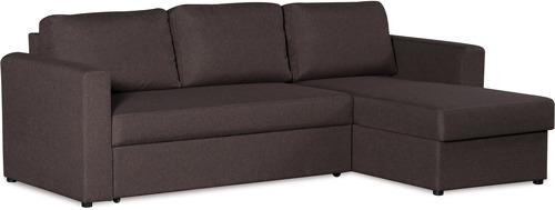 купить диван-кровать графитного цвета