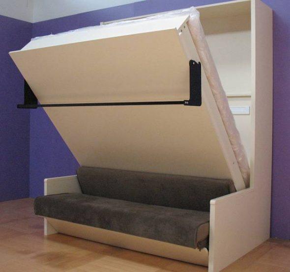 Оригинальная кровать трансформер