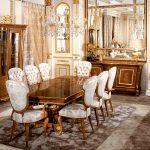 дизайнерская мебель в гостиной