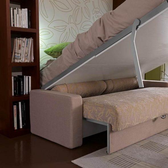 Откидная кровать-диван