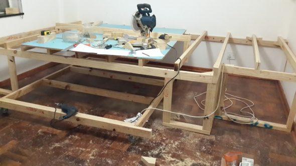инструменты для деревянной кроватки