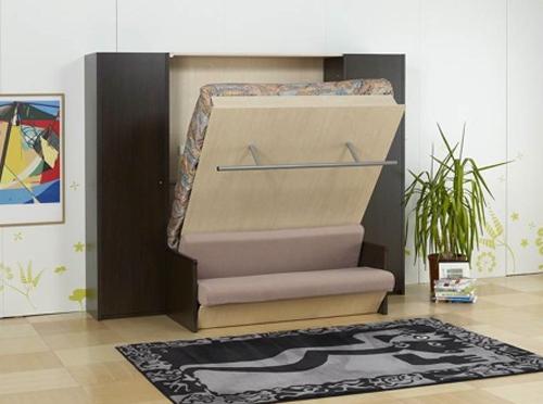 Особенности и преимущества шкафа-кровати