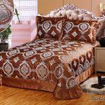Покрывало для кровати стильное
