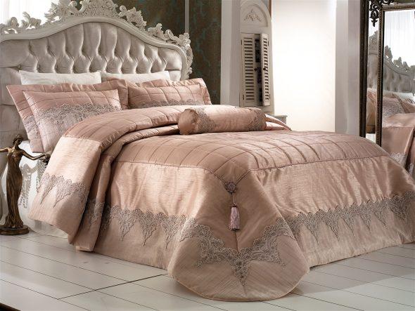шикарное покрывало на кровать