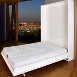 Шкаф -двухспальная кровать