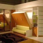 Шкаф кровать откидная