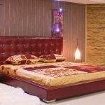 кровать в арабском стиле