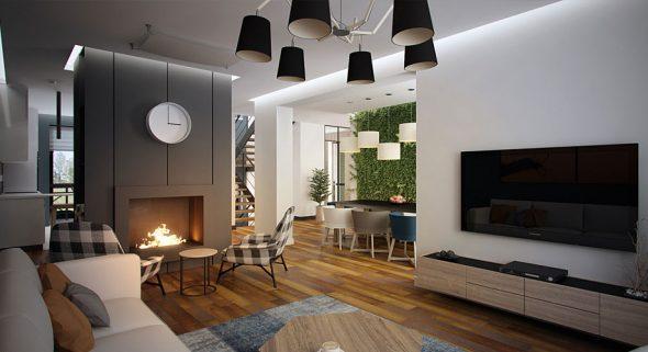 дизайнерская мебель из дерева авангард