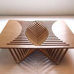 дизайнерская мебель стол трансформер