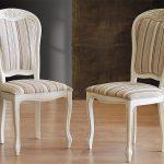стулья белые