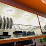 сушилка для посуды эмалированная