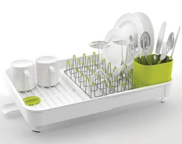 сушилка для посуды съемная