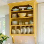 навесной шкаф сушка для посуды
