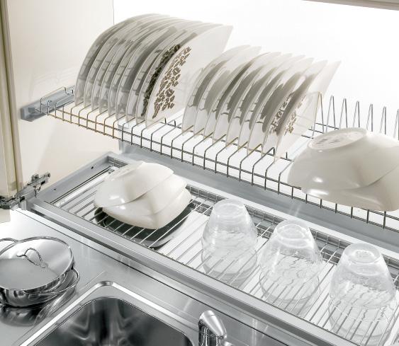 сушилка на кухне