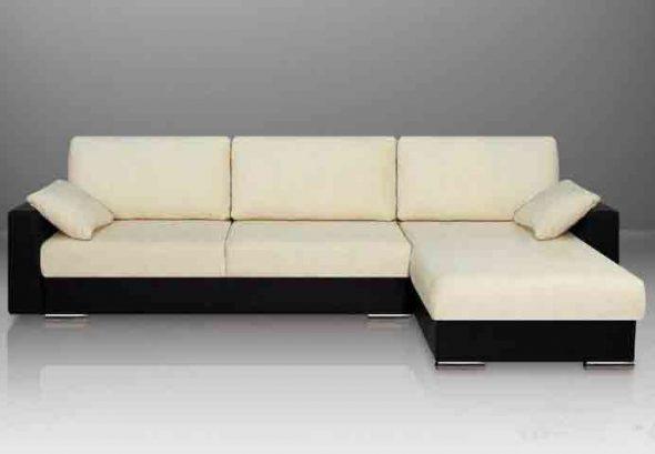 """Угловой диван-кровать """"Релоти Сильвер"""""""