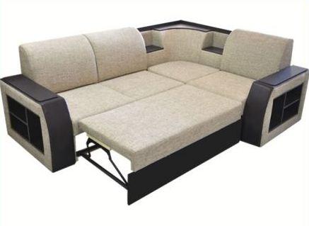 Угловой диван-кровать Сапфир-2