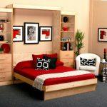 Уютная кровать трансформер