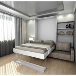 Уютная кровать-трансформер Икеа