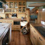 сушилка для посуды деревянная