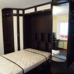 экономия пространства спальни