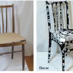 Быстрая реставрация стульев своими руками